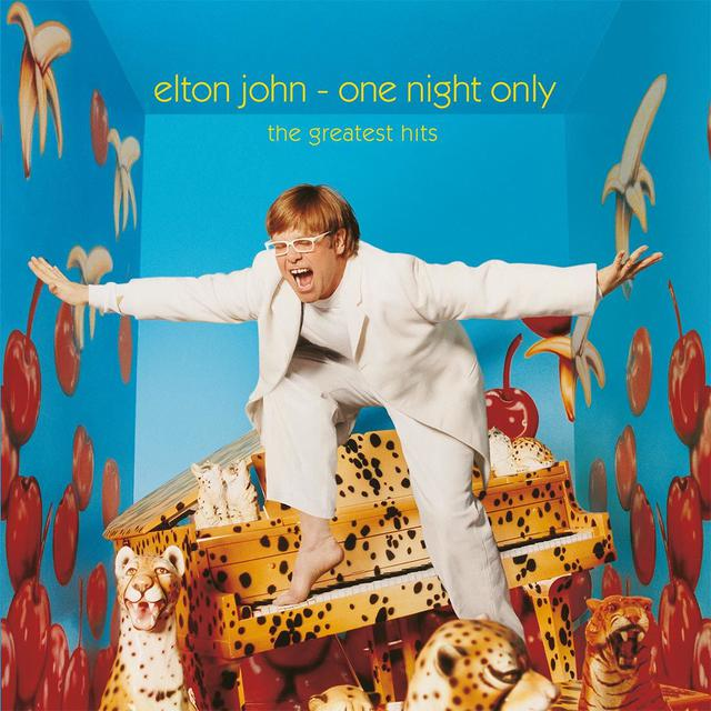 Elton John One Night Only - The Greatest Hits Live Remastered 2LP