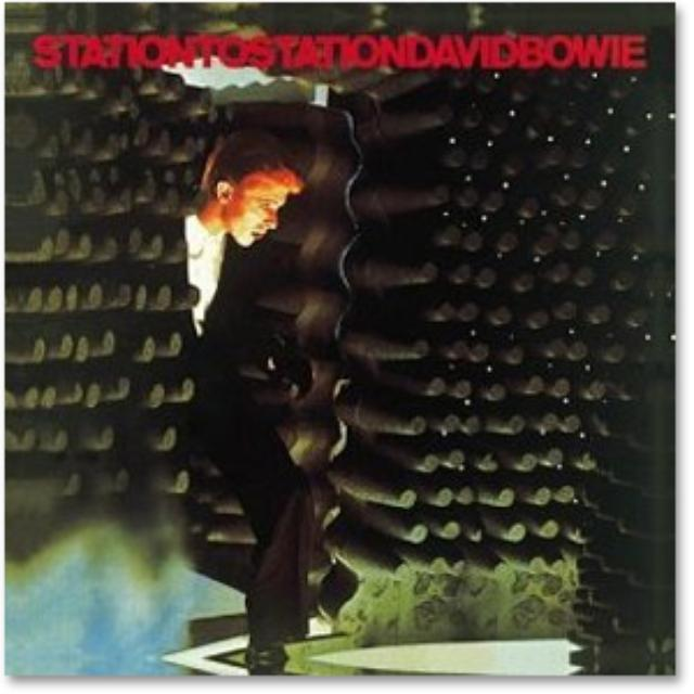 David Bowie Station To Station CD (1976)
