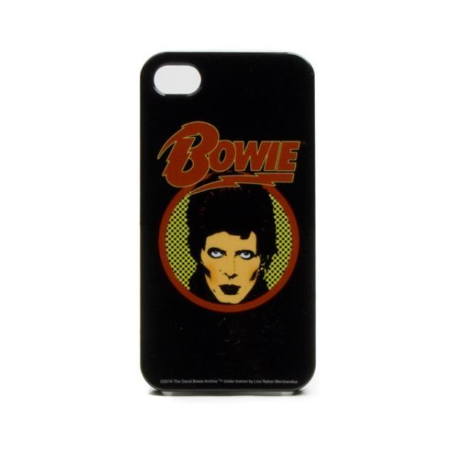 David Bowie iPhone 4/4S case