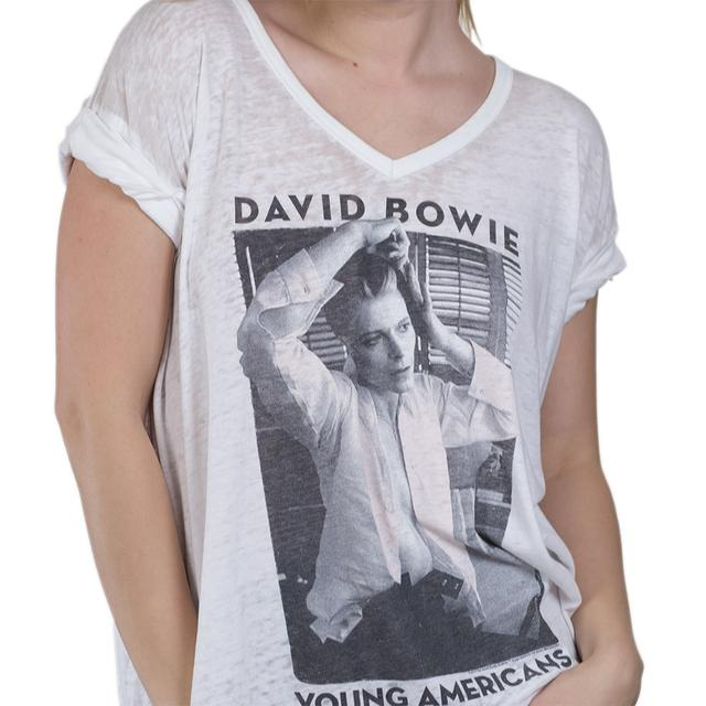 David Bowie V-Neck