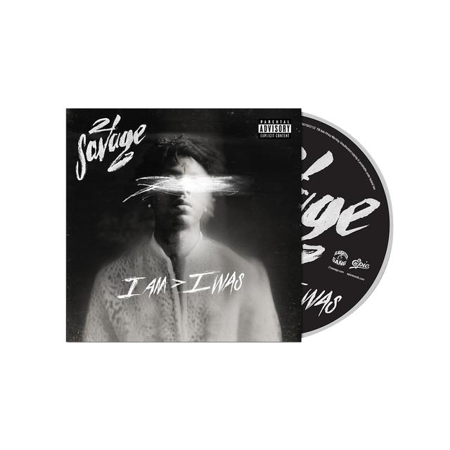 21 Savage I AM > I WAS (CD)