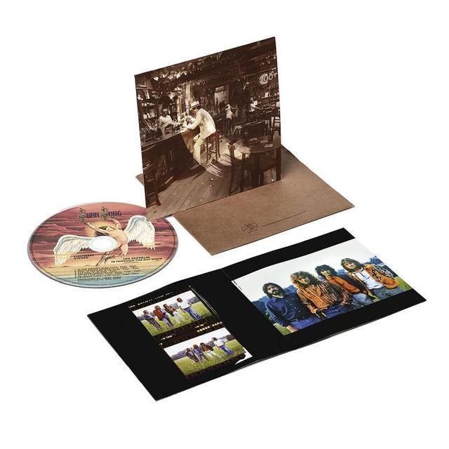 Led Zeppelin In Through The Out Door (Remastered Original CD)