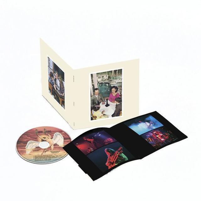 Led Zeppelin Presence (Remastered Original CD)