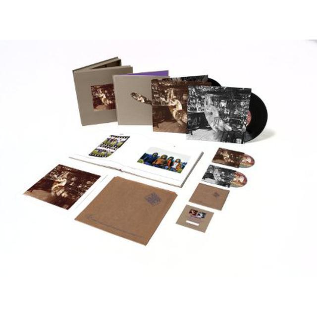 Led Zeppelin In Through The Out Door (Super Deluxe Edition Box) (CD& LP) (Vinyl)