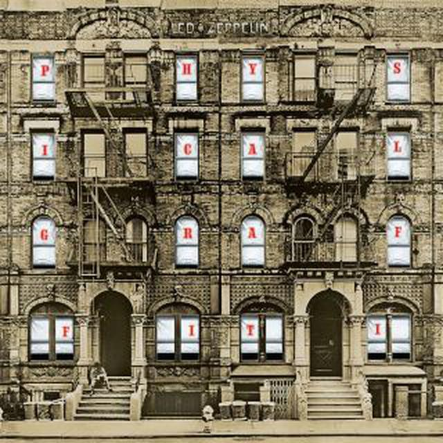 Led Zeppelin Physical Graffiti (Deluxe Vinyl Boxset)