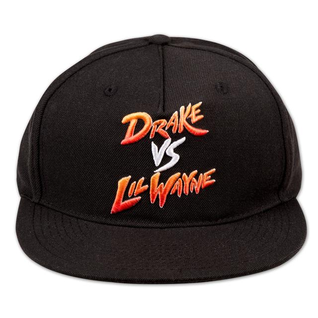 Drake vs. Lil Wayne Co-Branded Hat