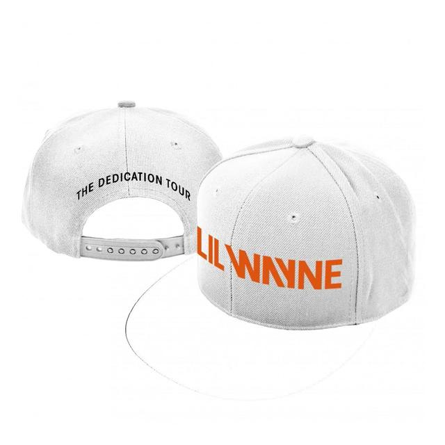 Lil Wayne Dedication Tour White Hat