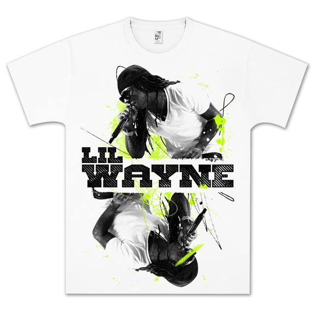 Lil Wayne Photo Mirror T-Shirt
