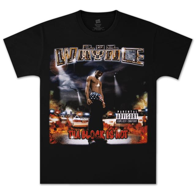 Lil Wayne Block Is Hot T-Shirt