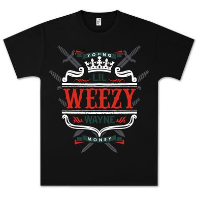 Lil Wayne Orna Knives T-Shirt