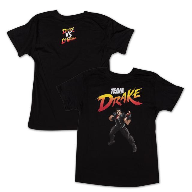 Drake vs. Lil Wayne - Team Drake T-Shirt