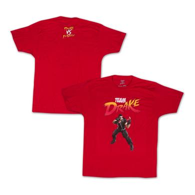 Drake vs. Lil Wayne Team Drake T-Shirt