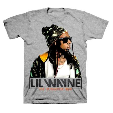 Lil Wayne Dedication Weezy Heather Tee