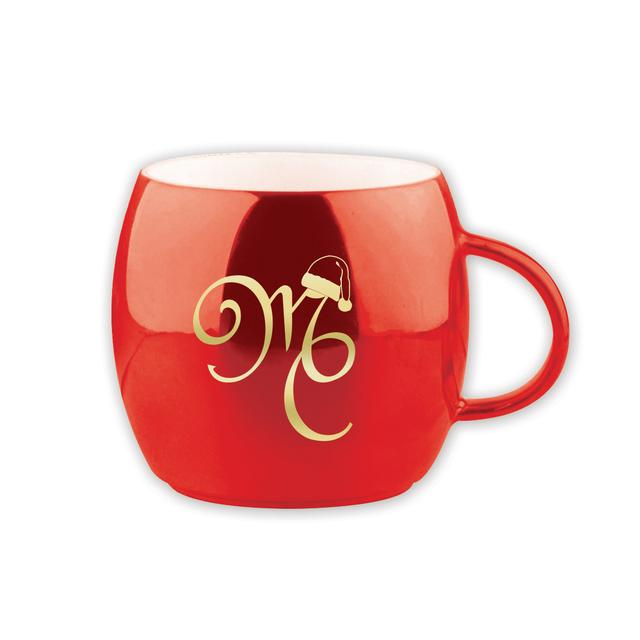 Mariah Carey Holiday Porcelain Mug