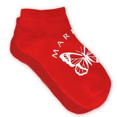 Mariah Carey Butterfly Socks