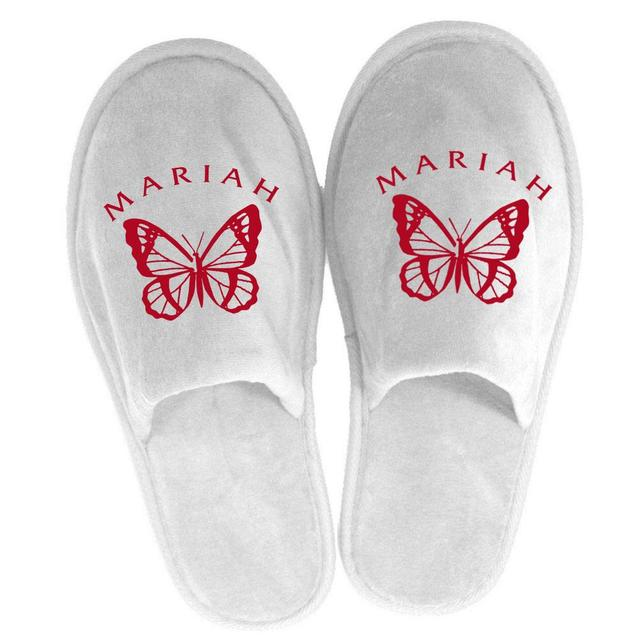 Mariah Carey Butterfly Slippers