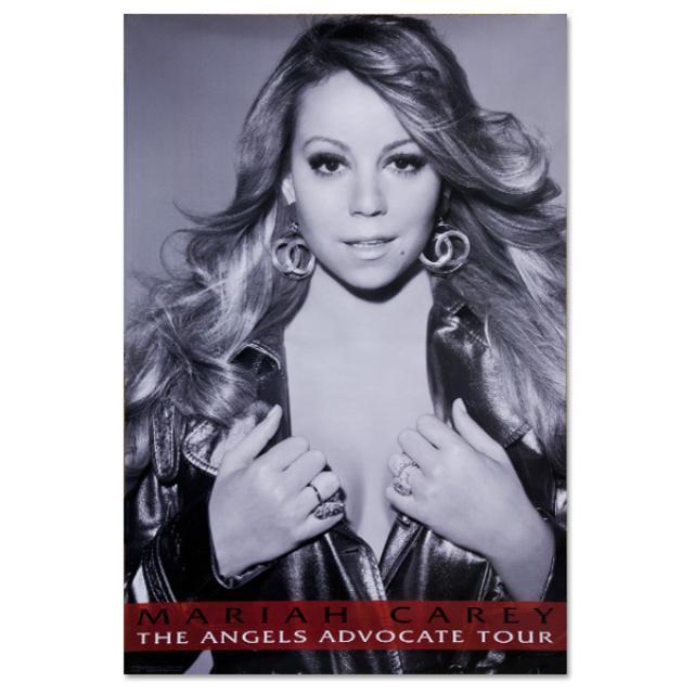 Mariah Carey Angels Advocate Poster