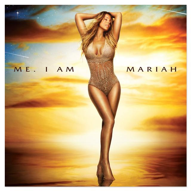 Mariah Carey Me. I Am Mariah... The Elusive Chanteuse Standard CD [Edited]