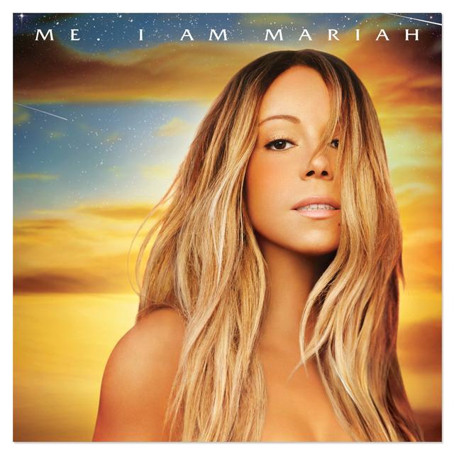 Mariah Carey Me. I Am Mariah... The Elusive Chanteuse Deluxe CD [Explicit]