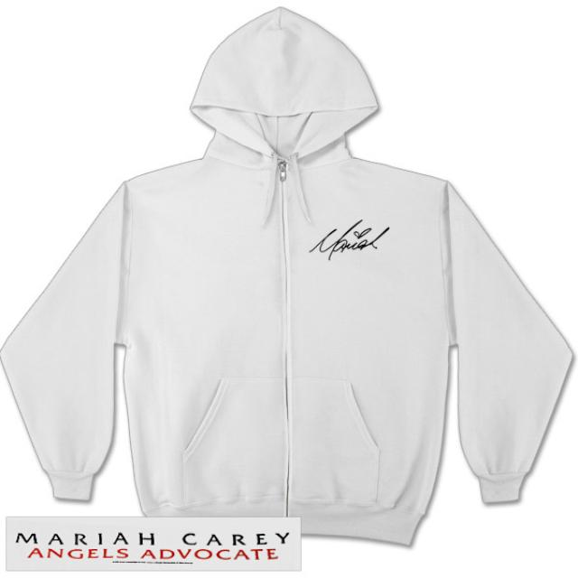 Mariah Carey Signature Zip hoody