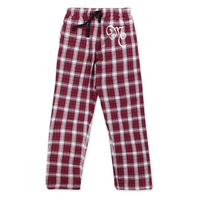 Mariah Carey Merry Christmas Flannel Pajama Bottoms