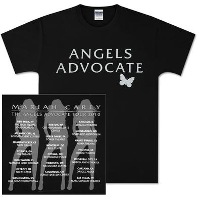 Mariah Carey Memoirs Black Tee