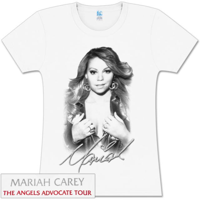 Mariah Carey Swirly Girls Tee