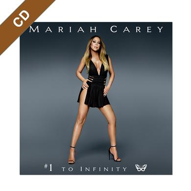 Mariah Carey: #1 To Infinity CD & Poster Offer!  Release Date May 18th