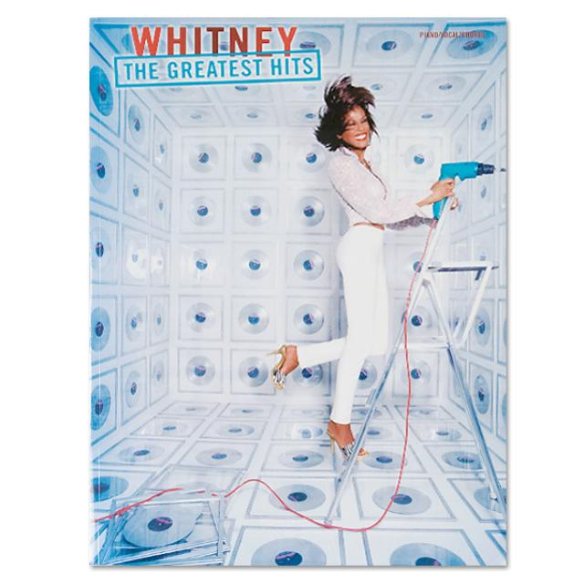 Whitney Houston The Greatest Hits Songbook