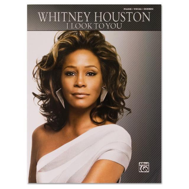 Whitney Houston I Look to You Songbook