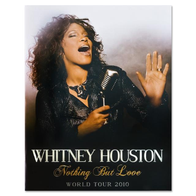 Whitney Houston 2010 Program