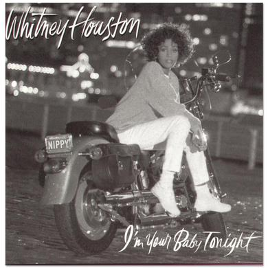 Whitney Houston - I'm Your Baby Tonight CD