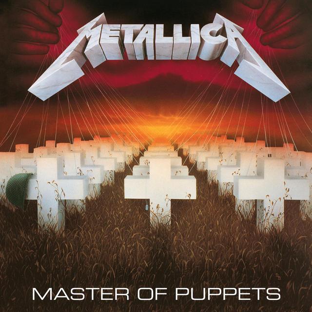 Metallica Master Of Puppets (Remastered)(Vinyl)