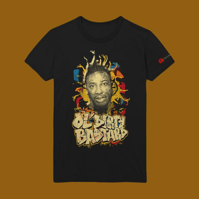 Ol Dirty Bastard Graffiti Tee