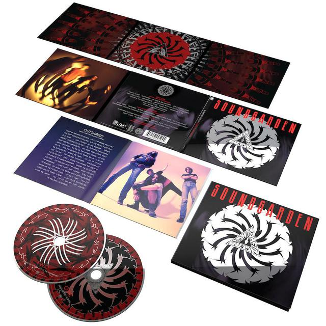 Chris Cornell Badmotorfinger 25th Anniversary 2CD Deluxe