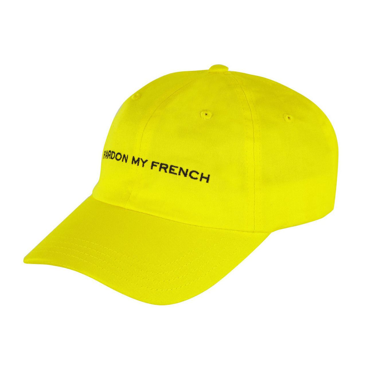 DJ Snake. SIGNATURE HAT LEMON a7a771ab1016