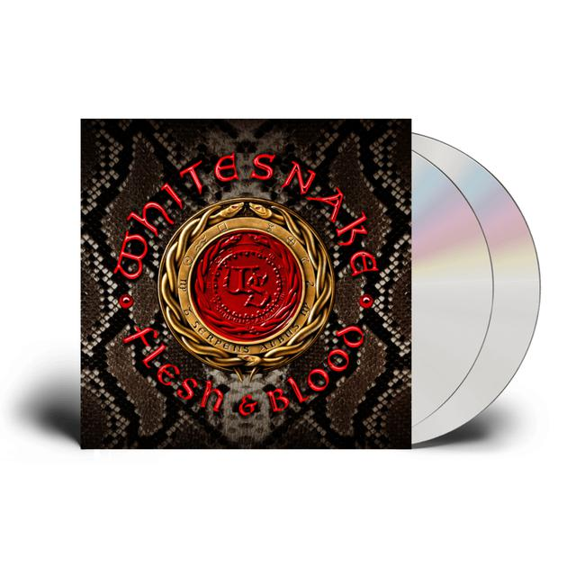 Whitesnake Flesh and Blood CD/DVD CD/DVD