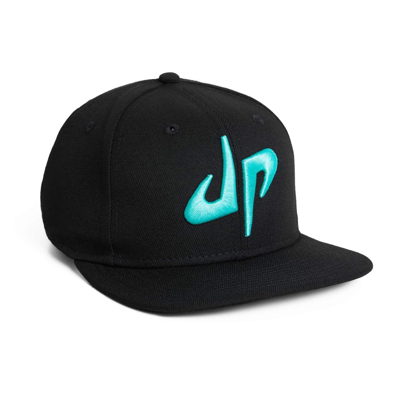 Dude Perfect DP x New Era 9Fifty Snapback    Black + Green 74517b4ce02