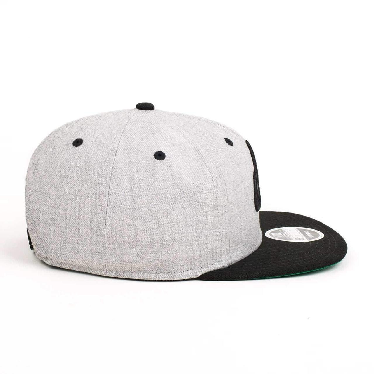 Dude Perfect DP x New Era 9Fifty Snapback    Gray + Black 5d131eabbf7