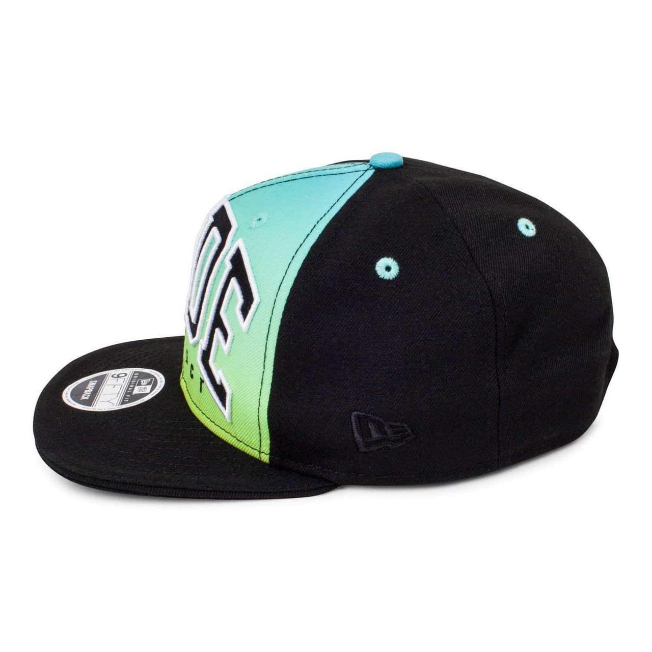 Dude Perfect DP x New Era 9Fifty Snapback    Green + Mint ff2bcc7a978