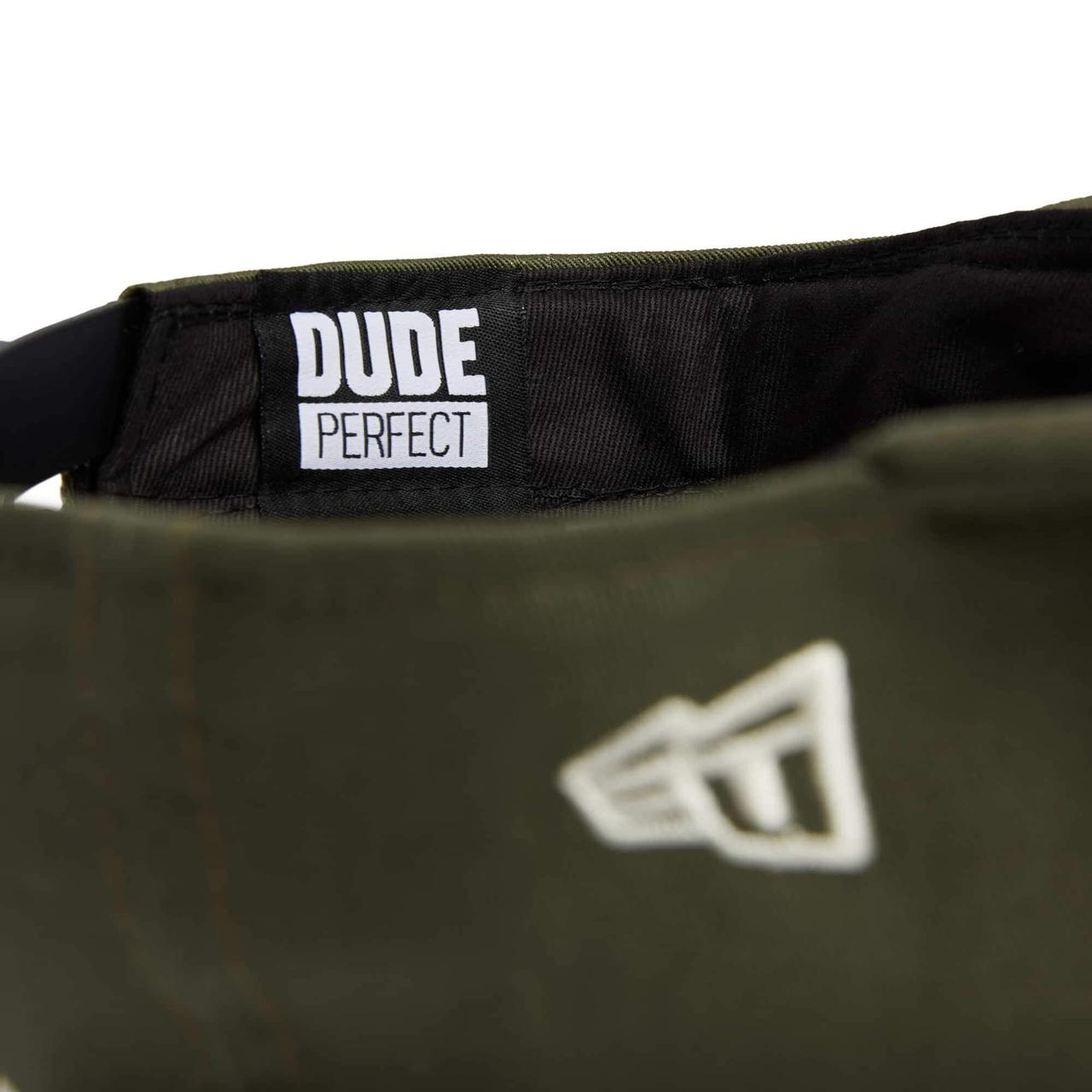 d76e6a10af024 Dude Perfect DP x New Era 9Fifty Snapback    OD Green. Tap to expand