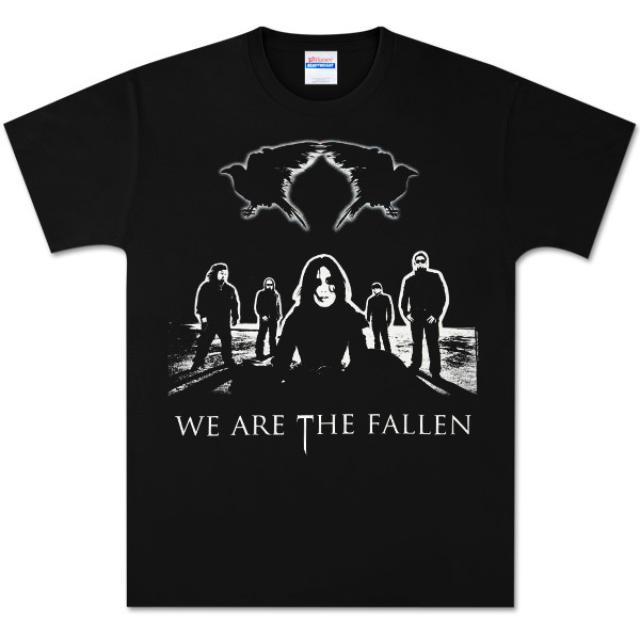 We Are The Fallen Duotone Photo T-Shirt