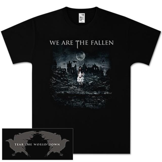 We Are The Fallen Tear The World Down T-Shirt