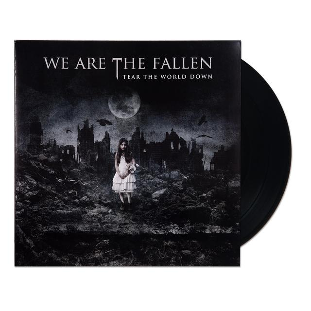 We Are The Fallen - Tear the World Down LP (Vinyl)