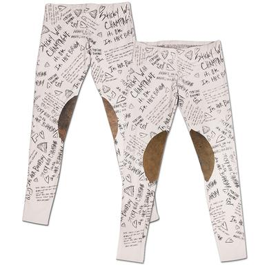 Semi Precious Weapons Lyrics Leggings