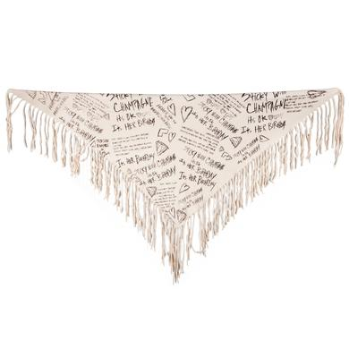 Semi Precious Weapons Lyrics Fringe Scarf