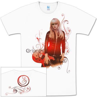 Orianthi Album Art Unisex T-Shirt