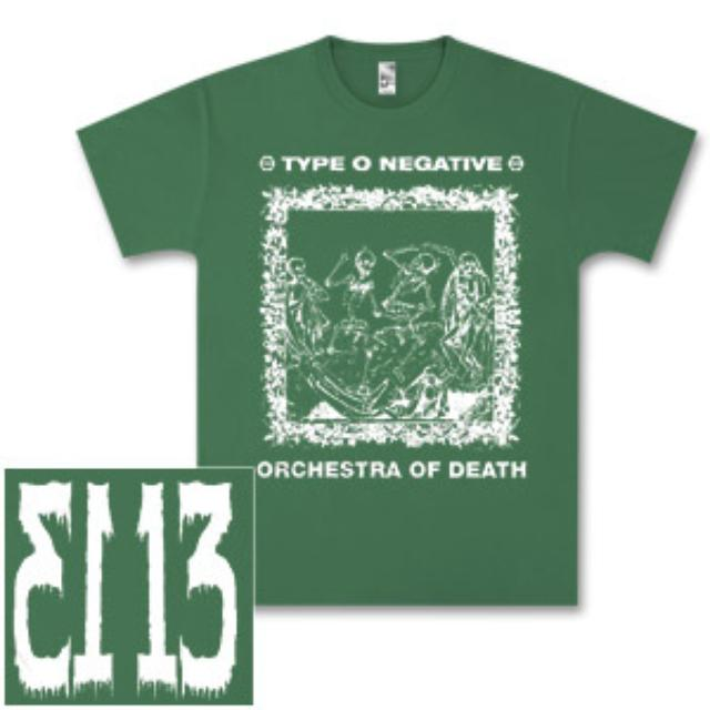 Type O Negative Orchestra T-Shirt