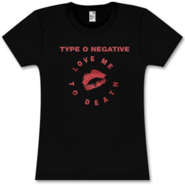Type O Negative Love Me To Death Babydoll