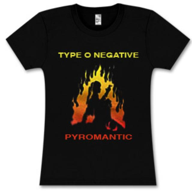 Type O Negative Pyromantic Babydoll